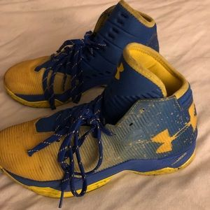 2016 Curry Under Armour 2.5 Dub Nation Lights sz 9
